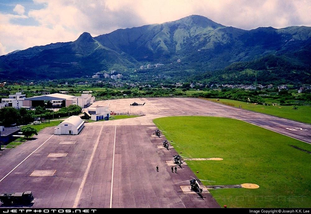 VHSK - Airport - Ramp