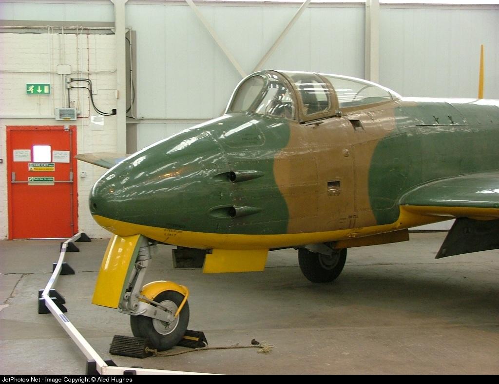 DG202 - Gloster Meteor F.9 - United Kingdom - Royal Air Force (RAF)