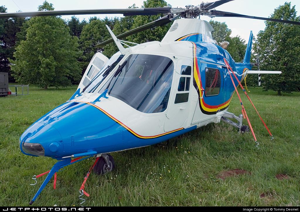 H16 - Agusta A109 Power Elite - Belgium - Army