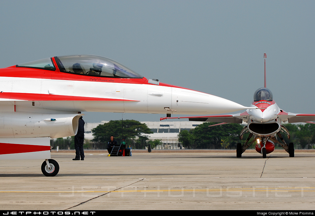 1 - Lockheed Martin F-16CJ Fighting Falcon - Singapore - Air Force