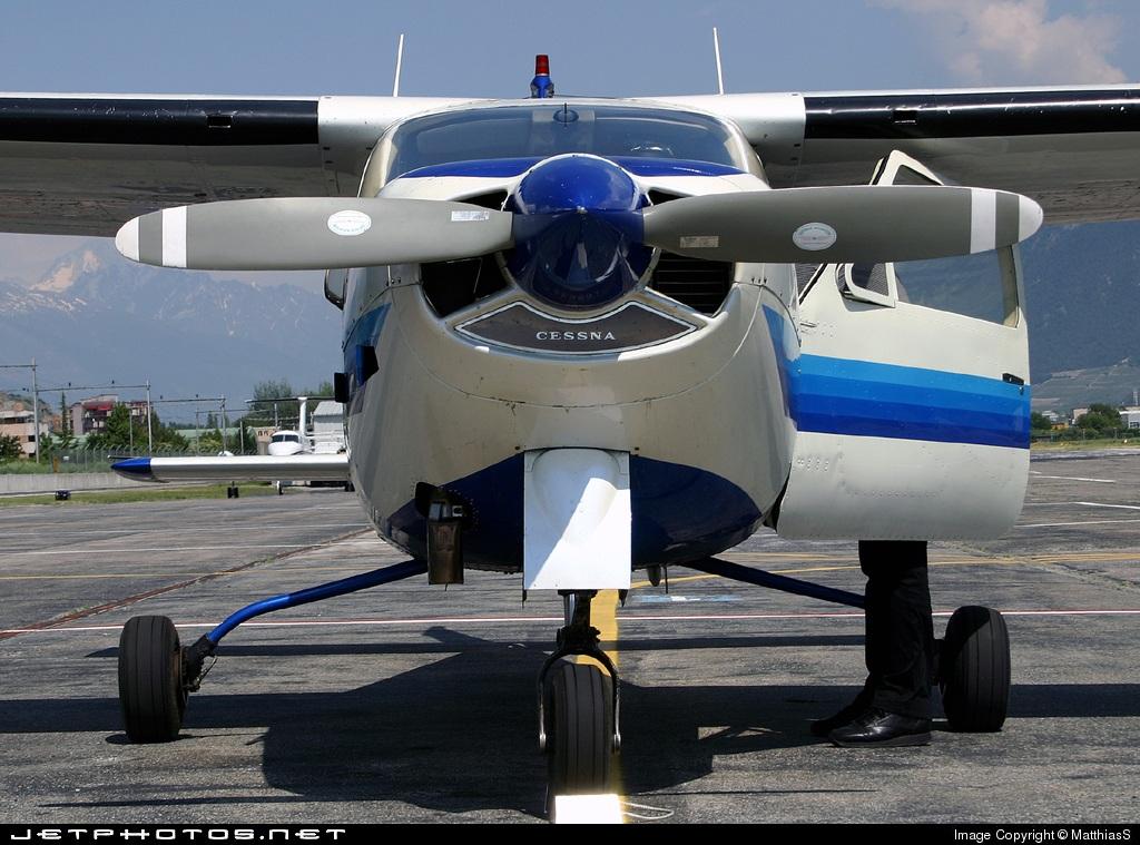 HB-CVI - Reims-Cessna F177RG Cardinal RG - Private