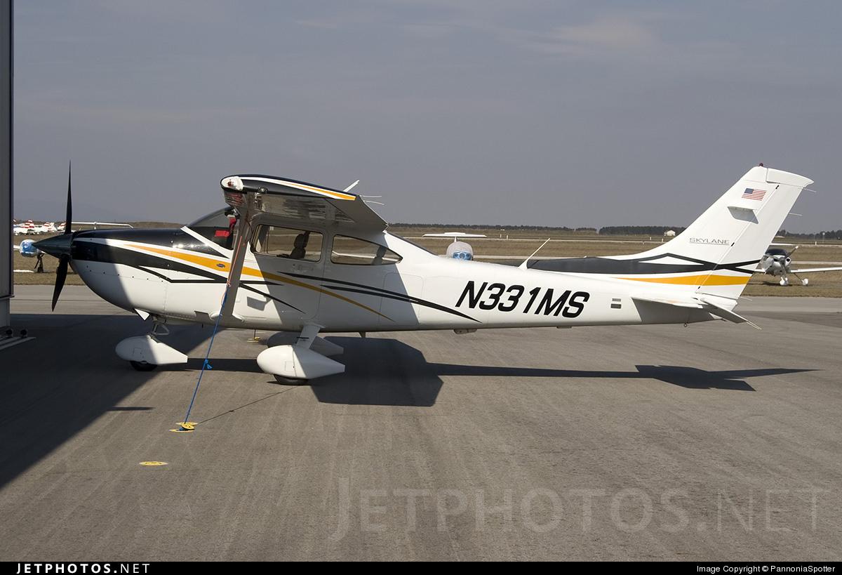 N331MS - Cessna 182T Skylane - Private