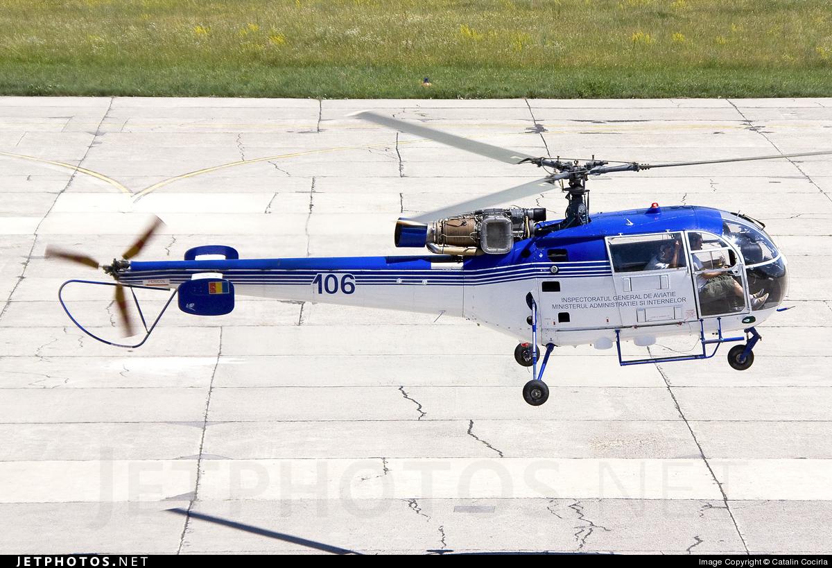 106 - IAR-316B - Romania - IGAv