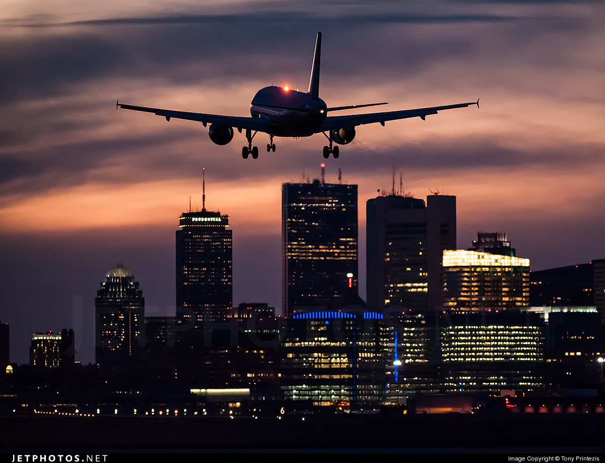 - Airbus A319-112 - US Airways