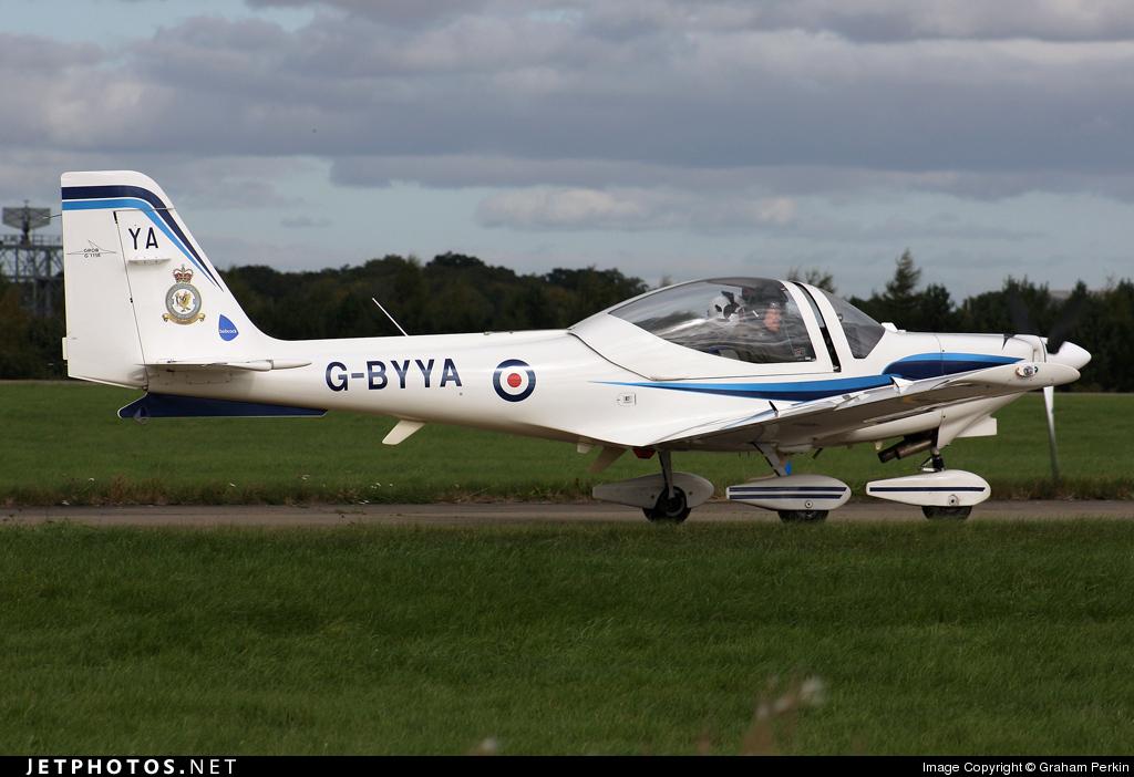 G-BYYA - Grob G115E Tutor - United Kingdom - Royal Air Force (RAF)
