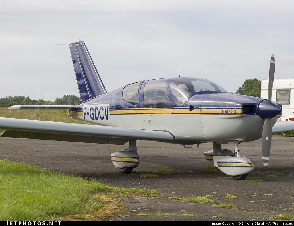 F-GDCV - Socata TB-10 Tobago - Private