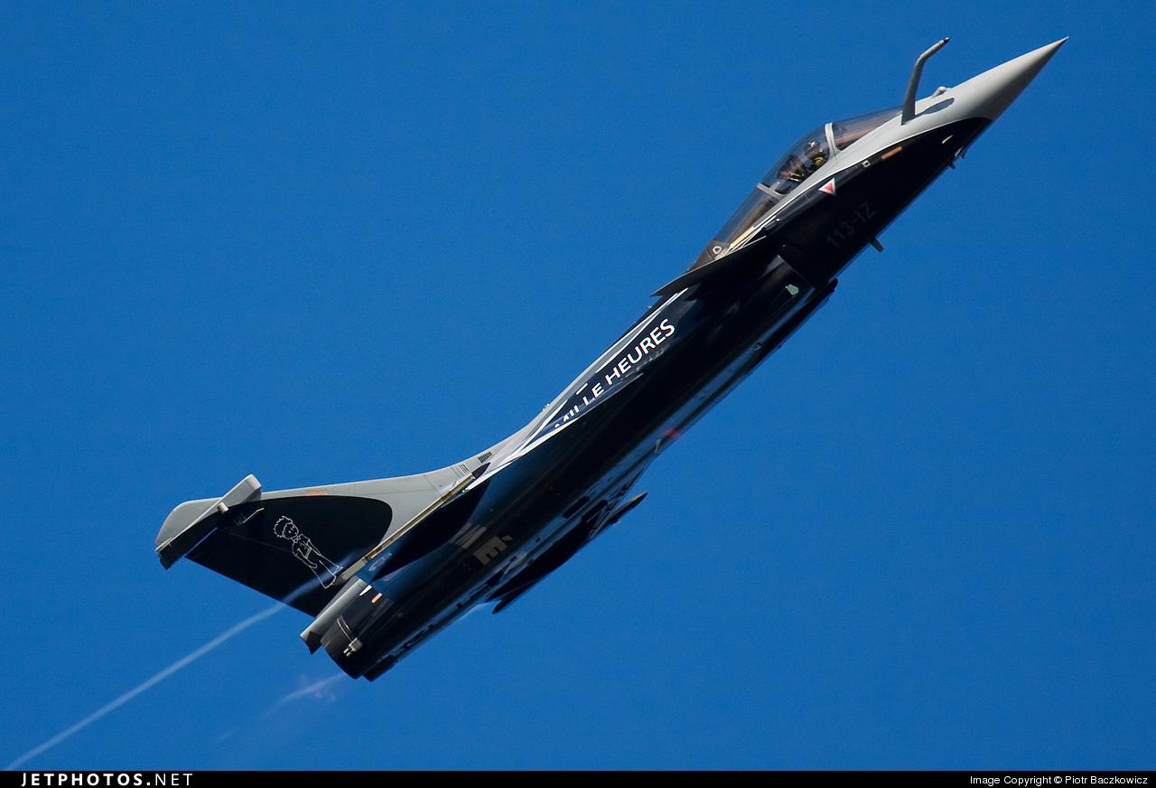 121 - Dassault Rafale C - France - Air Force