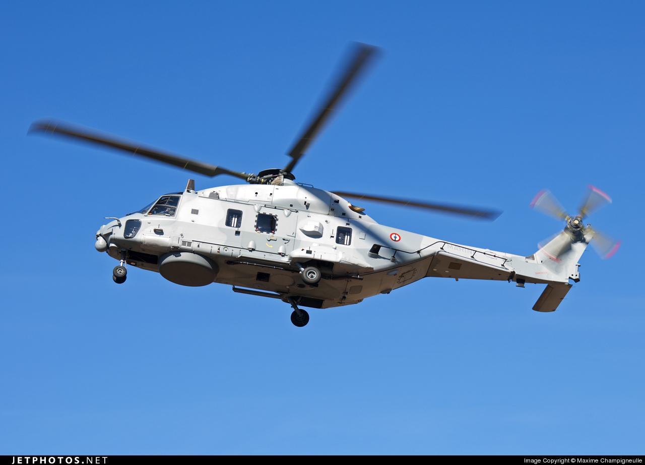3 - NH Industries NH-90 - France - Navy