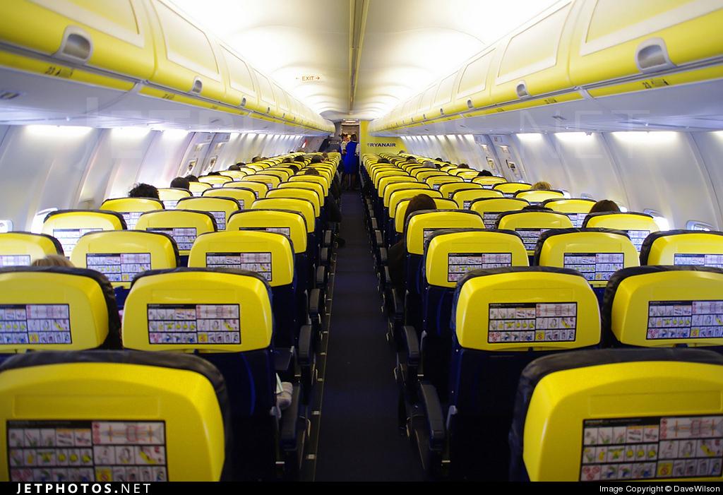 EI-EFT - Boeing 737-8AS - Ryanair