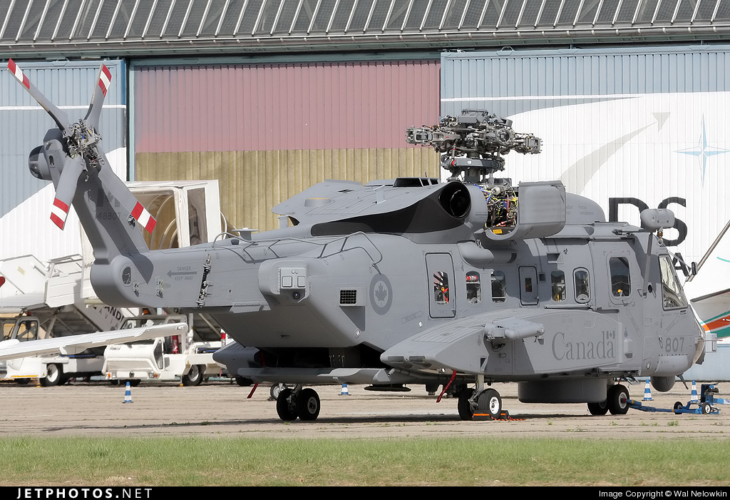 148807 - Sikorsky CH-148 Cyclone - Canada - Royal Canadian Air Force (RCAF)