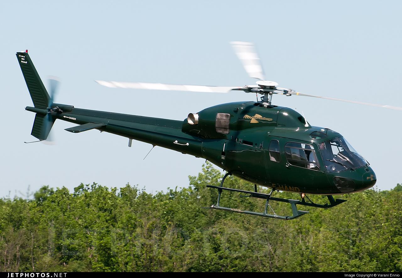 F-HAND - Aérospatiale AS 355N Ecureuil 2 - Ixair