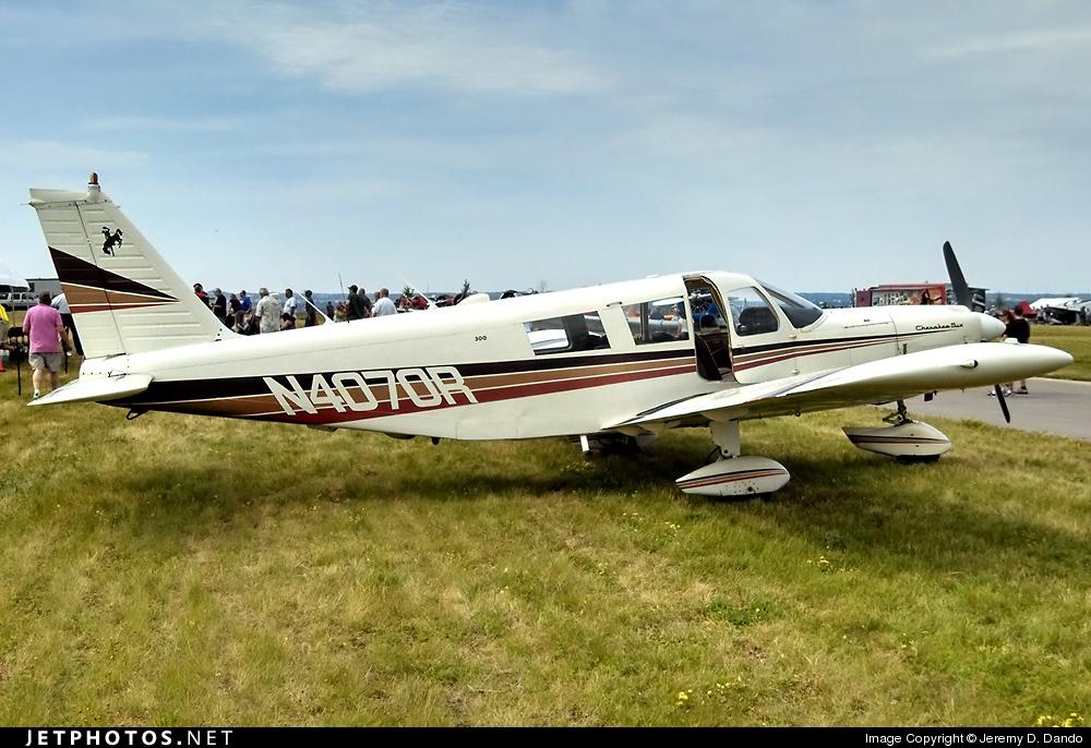 N4070R - Piper PA-32-300 Cherokee Six - Private