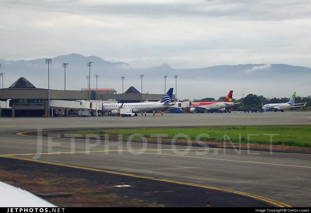 SKCL - Airport - Ramp