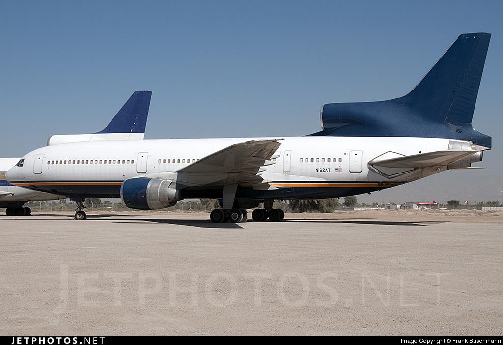 N162AT - Lockheed L-1011-500 Tristar - Barq Aviation