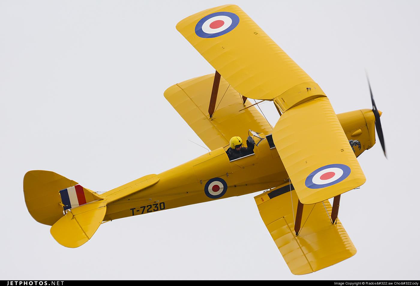 G-AFVE - De Havilland DH-82A Tiger Moth - Private