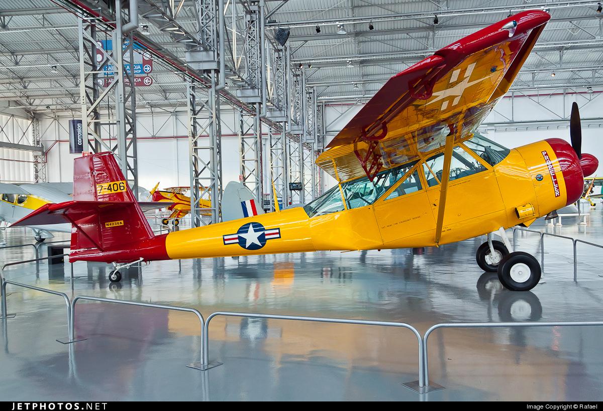 N4236K - Convair L-13A - United States - US Air Force (USAF)