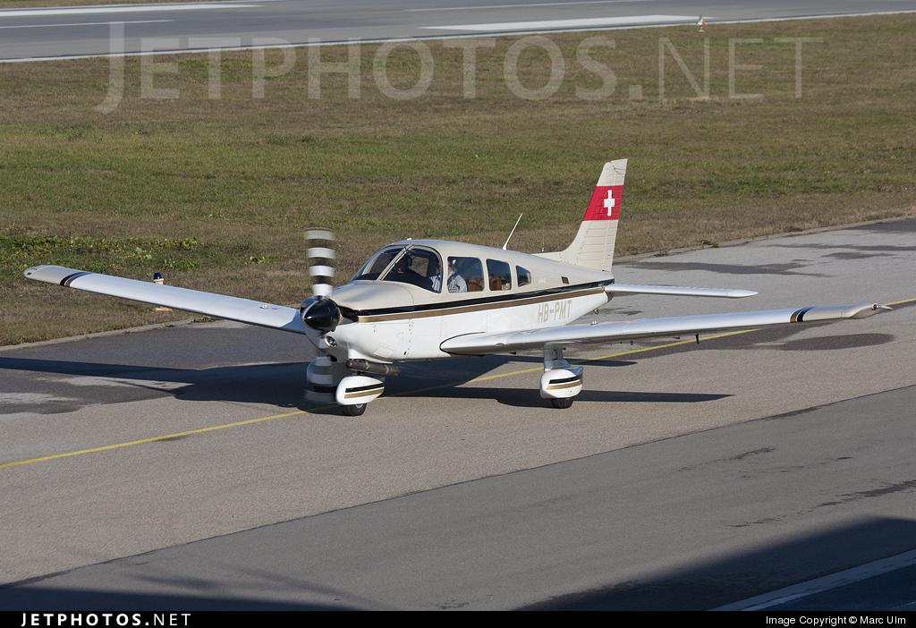 HB-PMT - Piper PA-28-181 Archer II - Motorfluggruppe Zurich