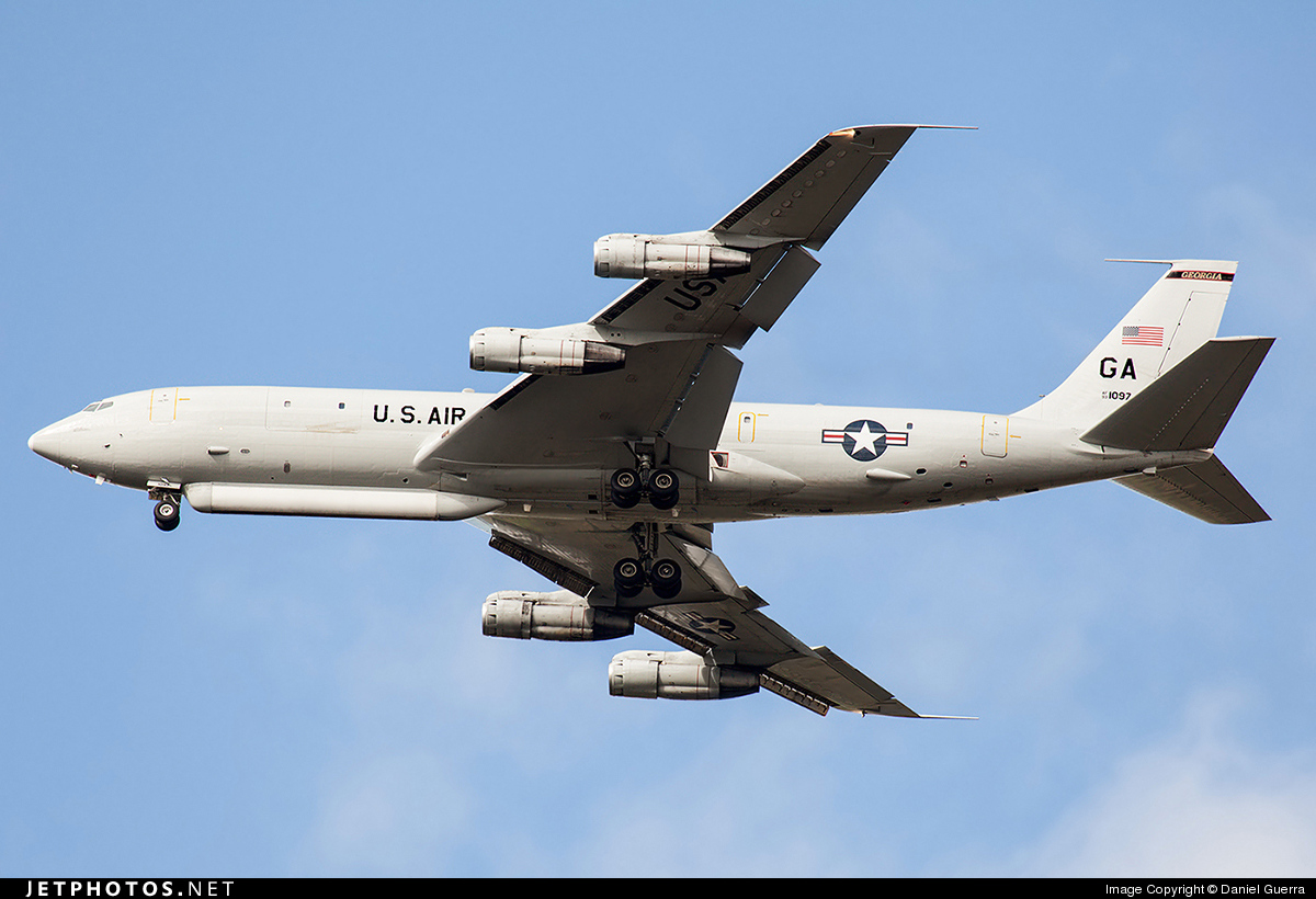 93-1097 - Boeing E-8C JSTARS - United States - US Air Force (USAF)