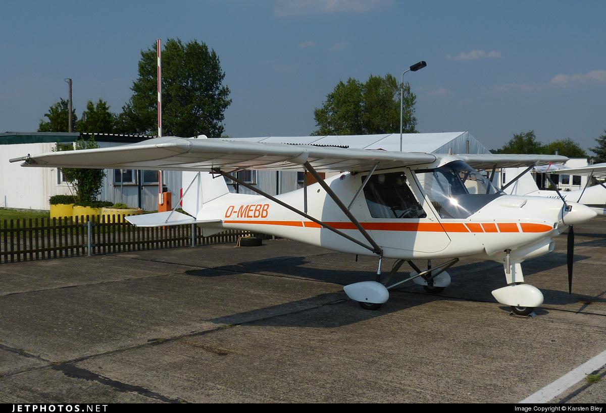 D-MEBB - Ikarus C-42 - Private