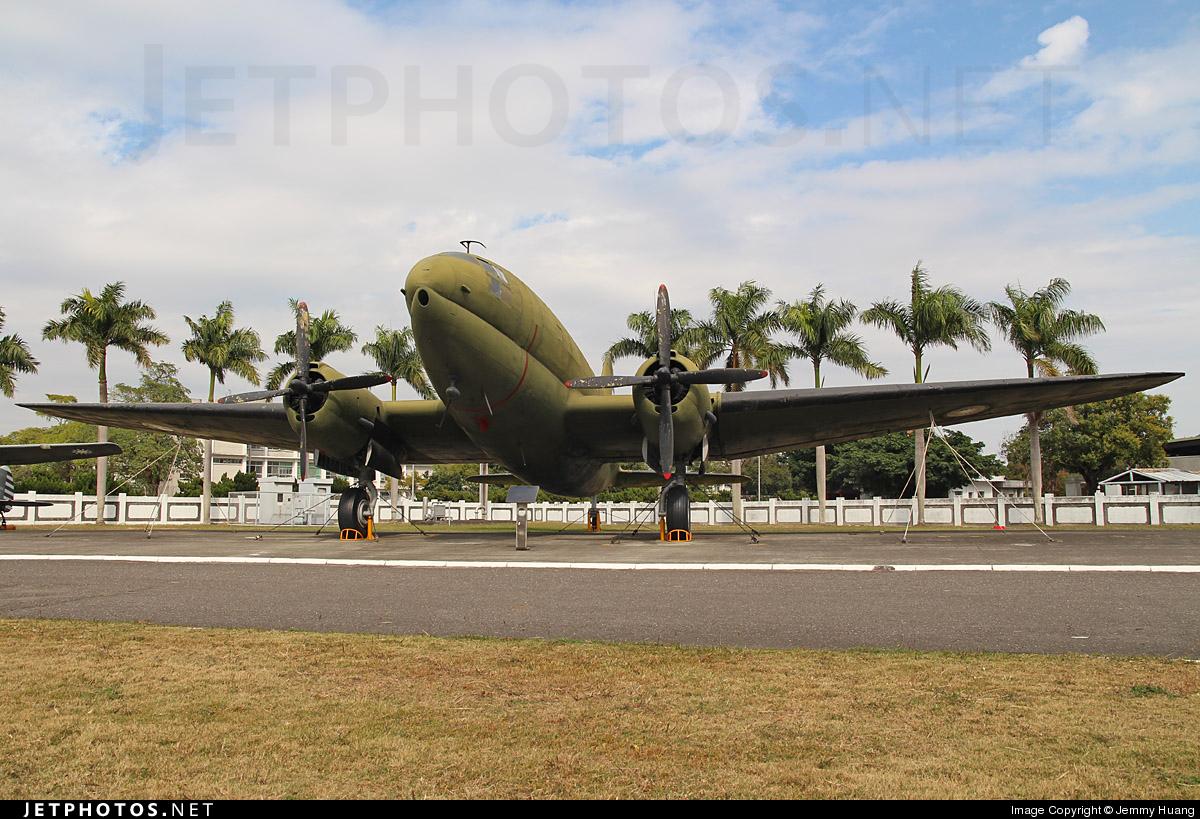 045 - Curtiss C-46 Commando - Taiwan - Air Force