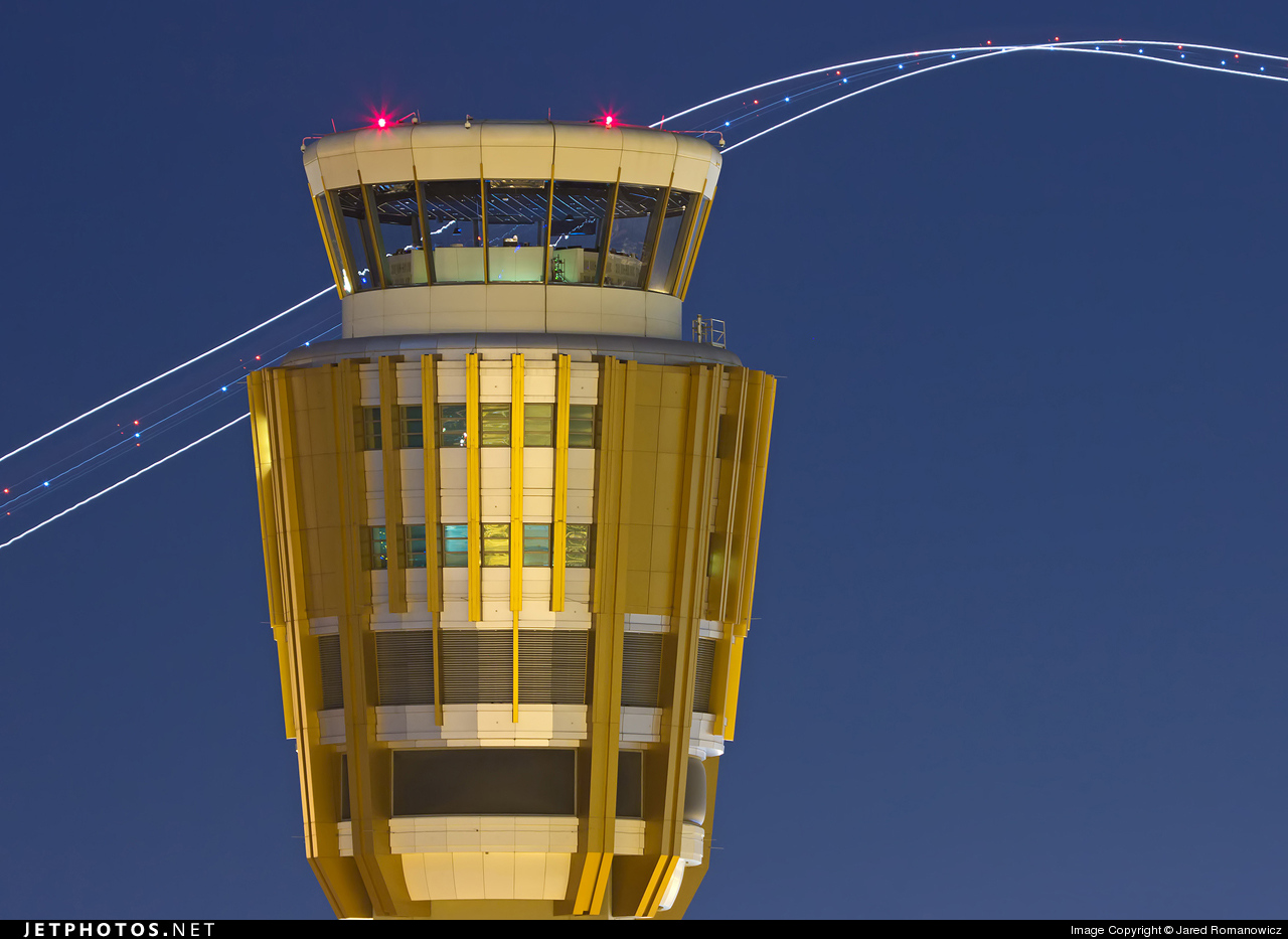 KPHX - Airport - Control Tower