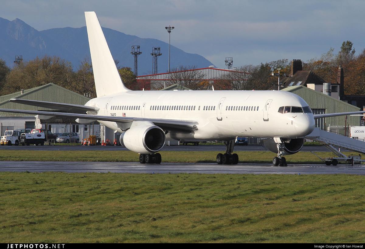02-4452 - Boeing C-32B - United States - US Air Force (USAF)