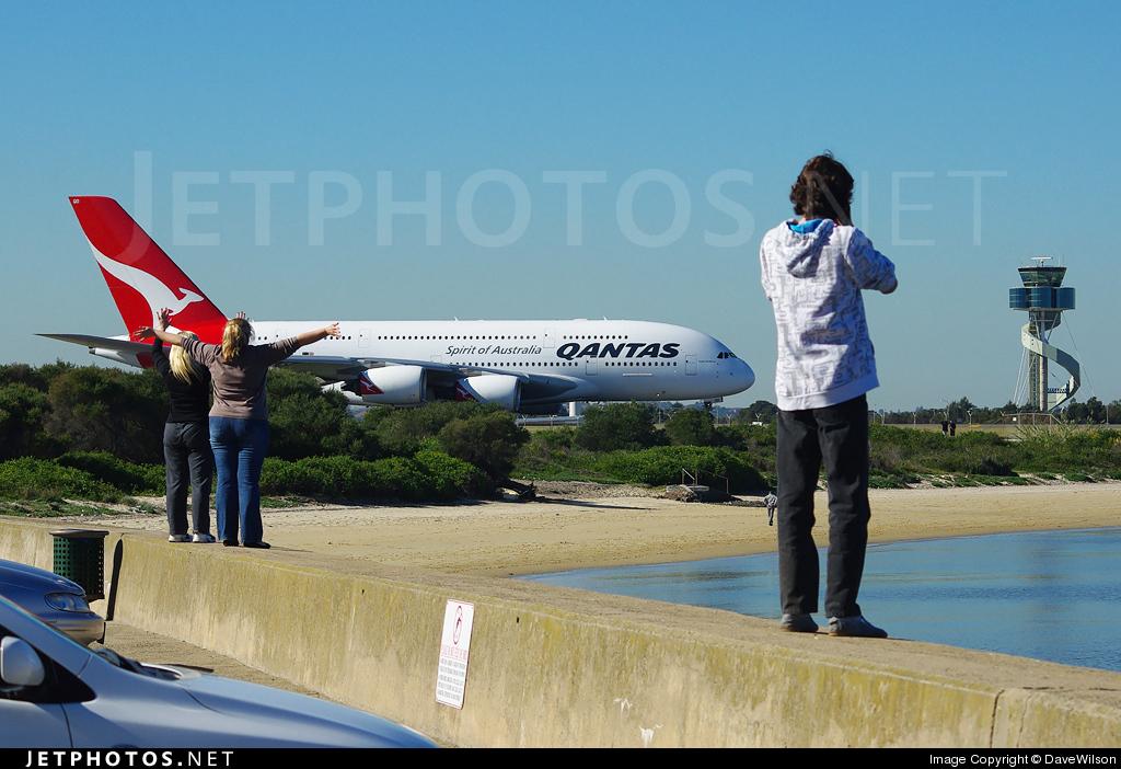 YSSY - Airport - Spotting Location