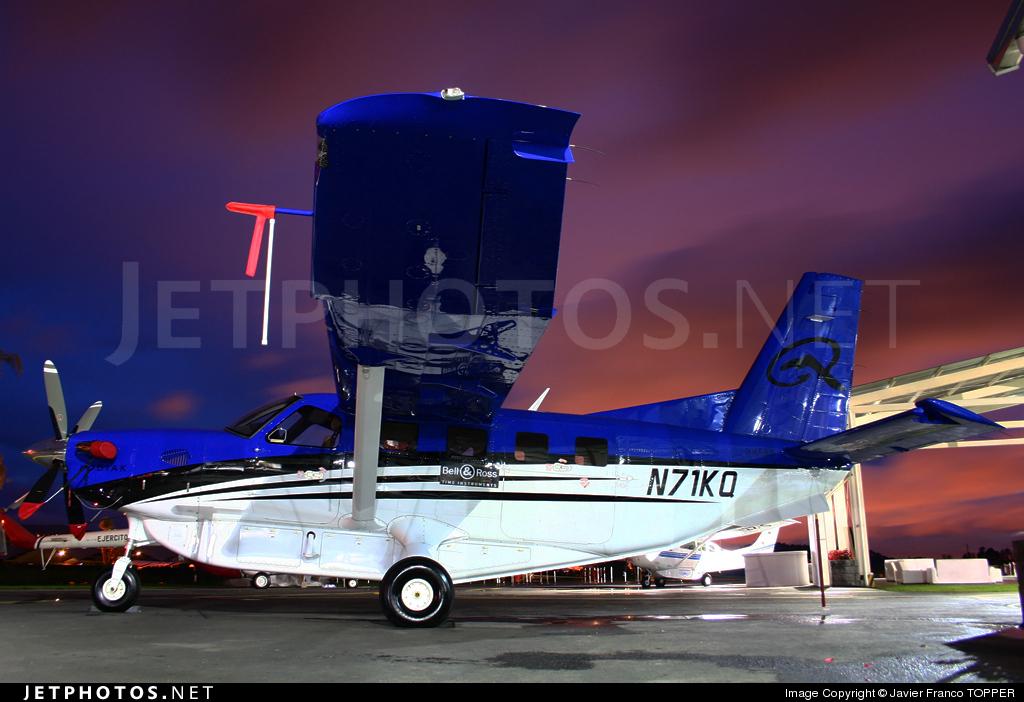 N71KQ - Quest Aircraft Kodiak 100 - Private