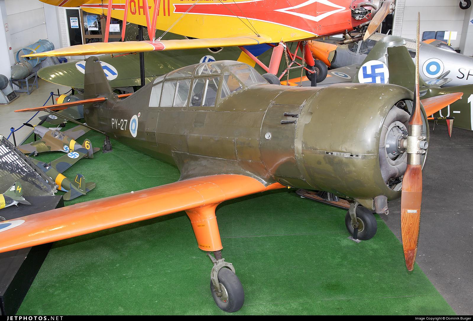PY-27 - VL Pyry II - Finland - Air Force