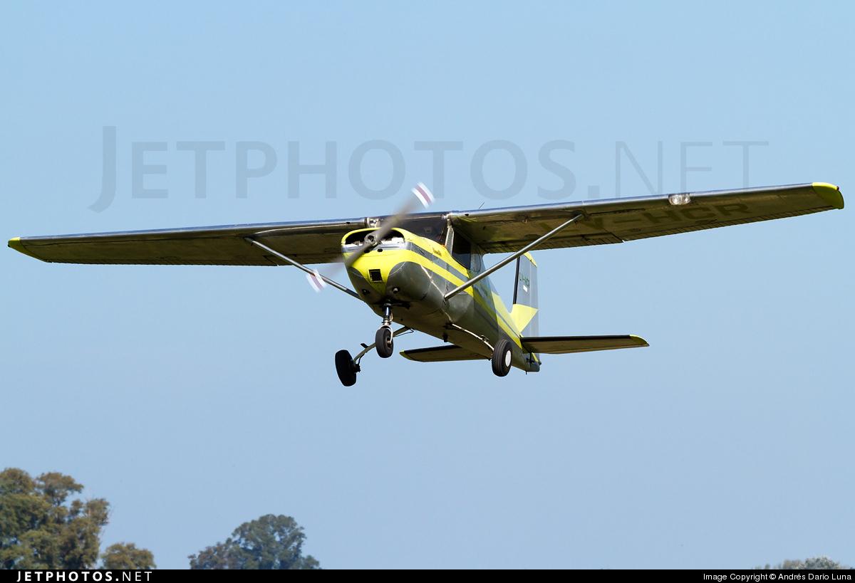 LV-HCR - Cessna 150 - Private