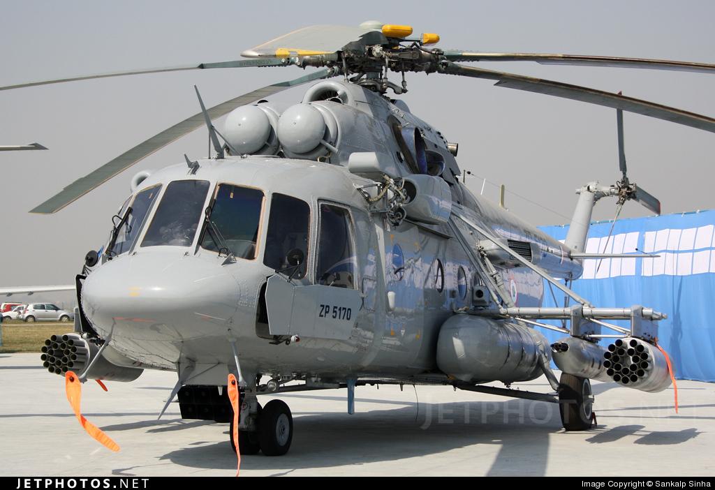 ZP5170 - Mil Mi-17V5 Hip H - India - Air Force