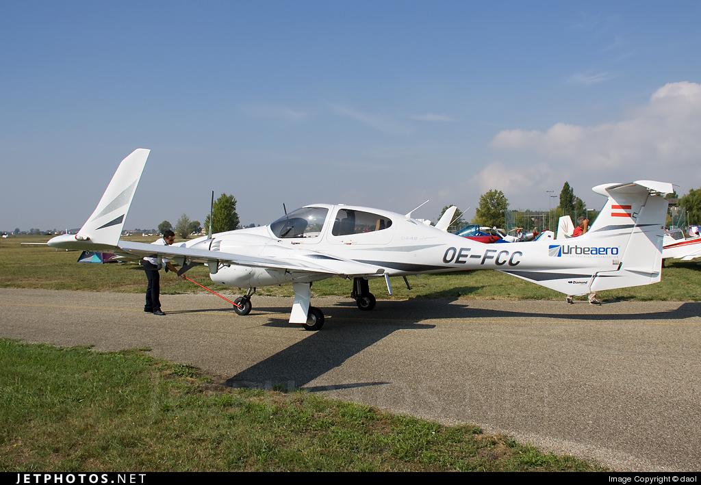 OE-FCC - Diamond DA-42 NG Twin Star - UrbeAero