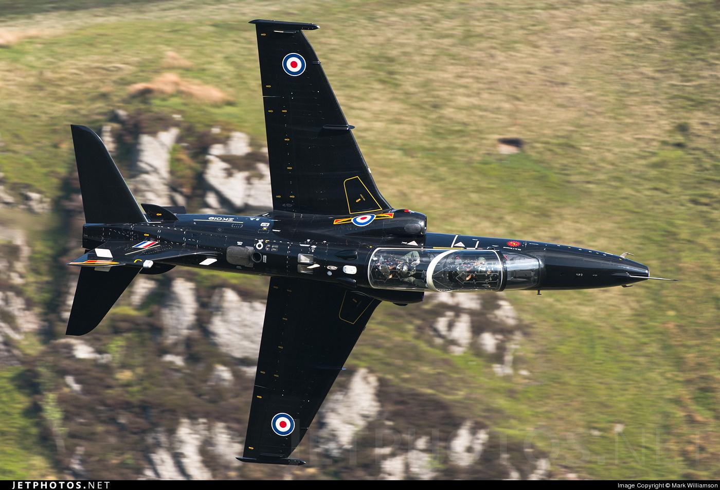 ZK019 - British Aerospace Hawk T.2 - United Kingdom - Royal Air Force (RAF)