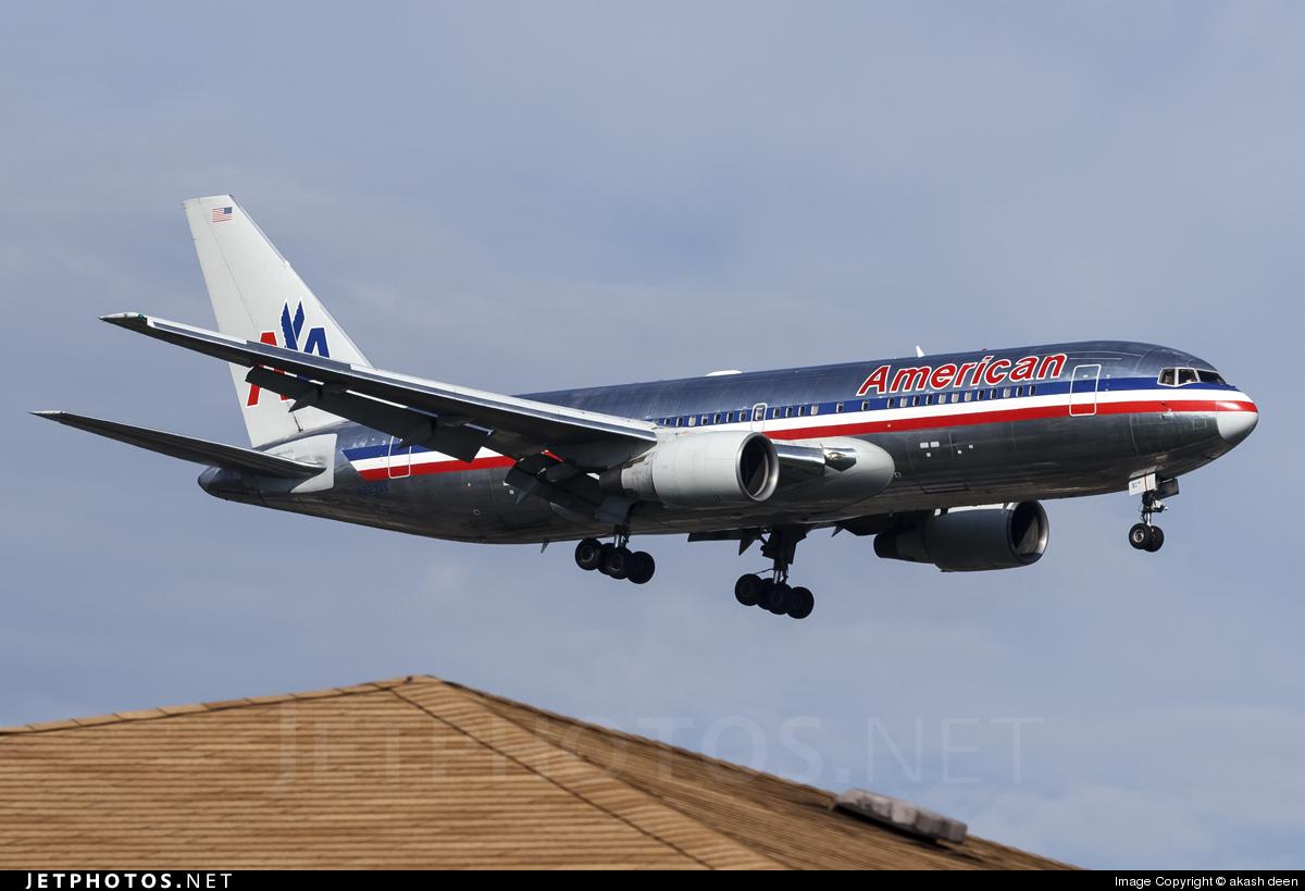 N327AA - Boeing 767-223(ER) - American Airlines