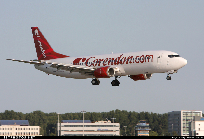 TC-TJE - Boeing 737-4Y0 - Corendon Airlines