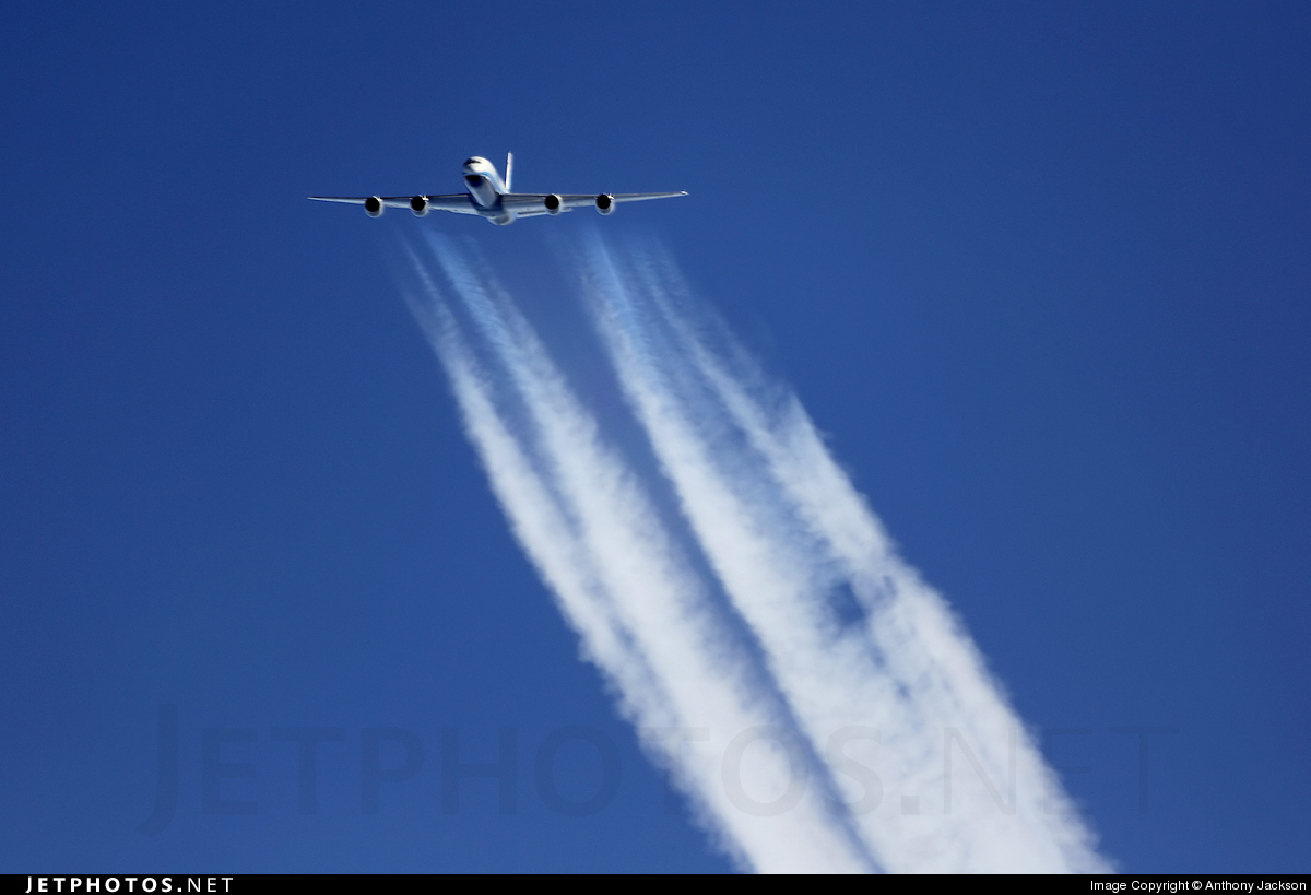 N721CX - Douglas DC-8-72(CF) - Air Transport International (ATI)