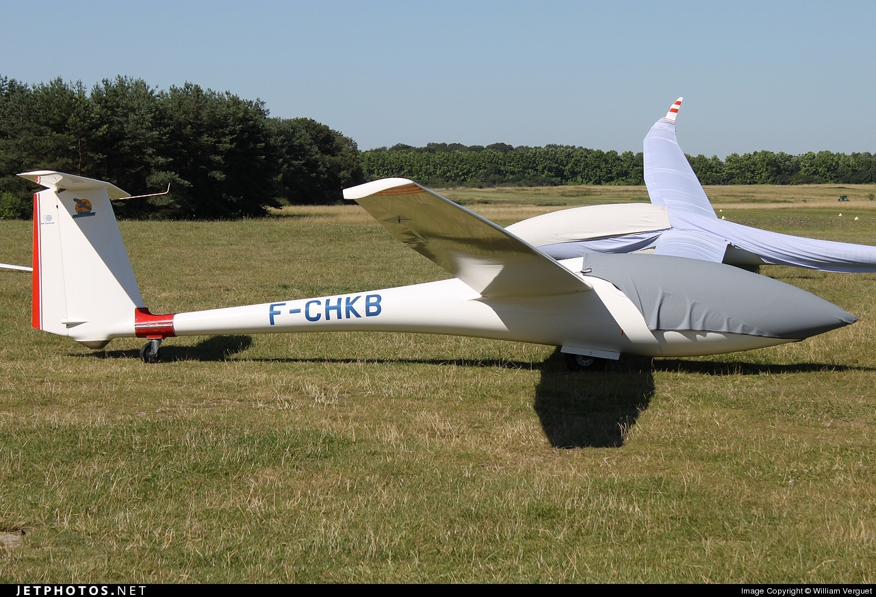F-CHKB - Centrair 101 Pégase - Private