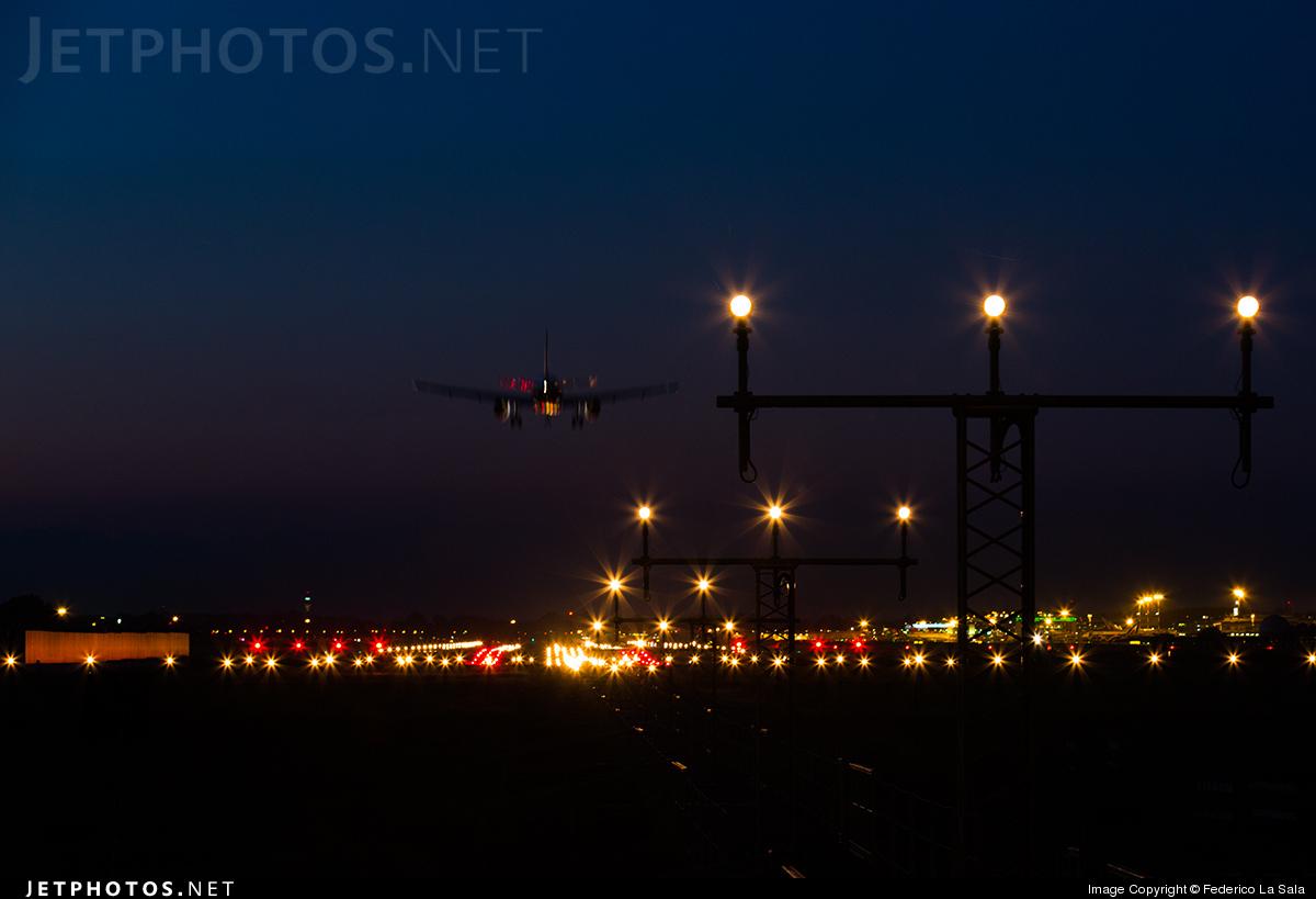 LIML - Airport - Runway