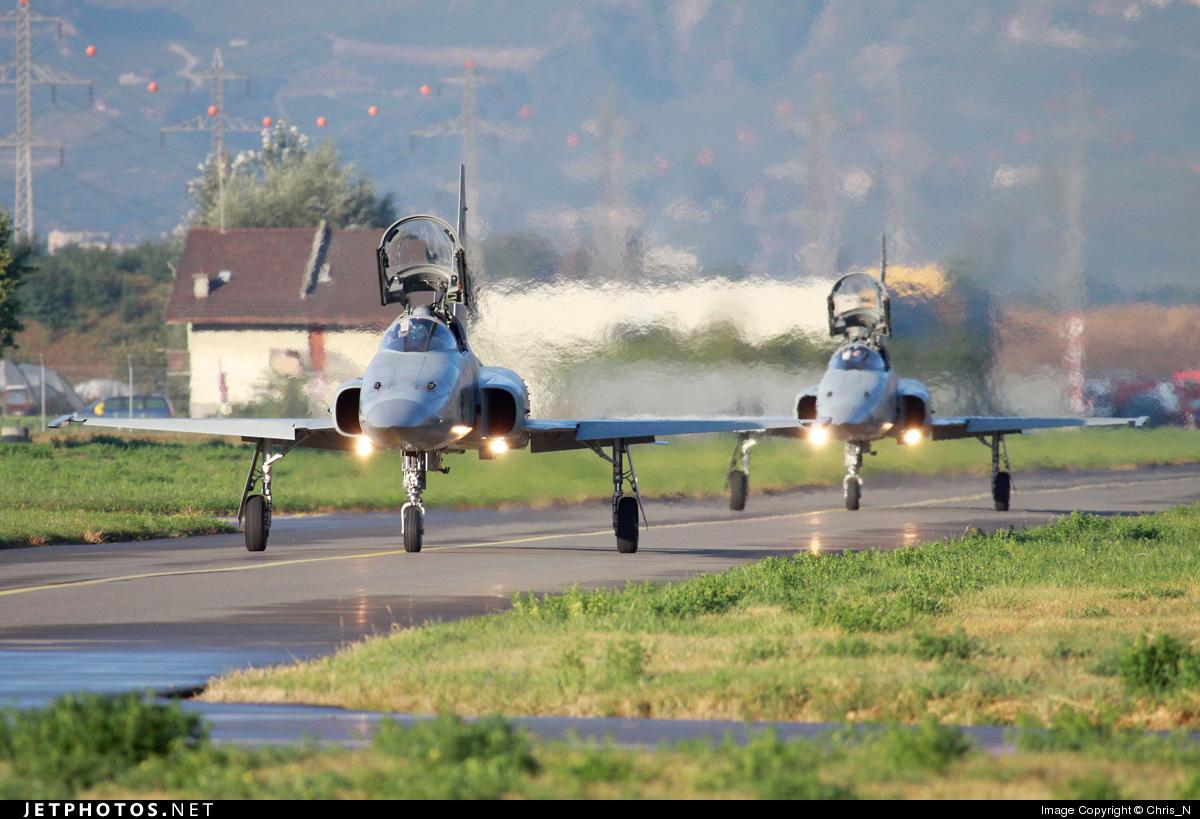 J-3069 - Northrop F-5E Tiger II - Switzerland - Air Force