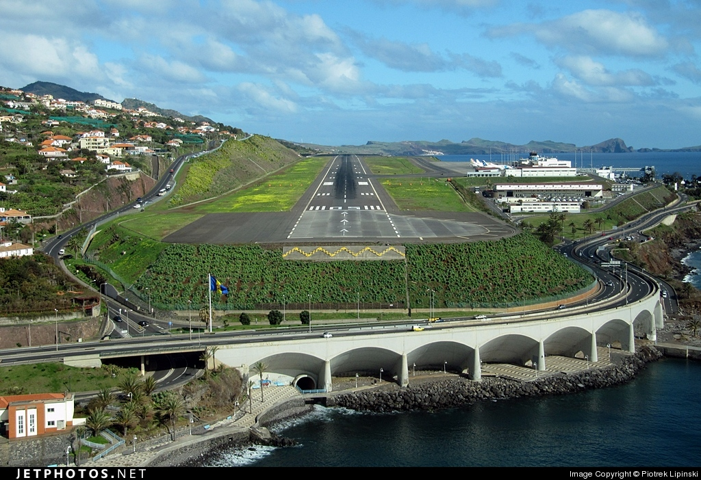 LPMA - Airport - Runway