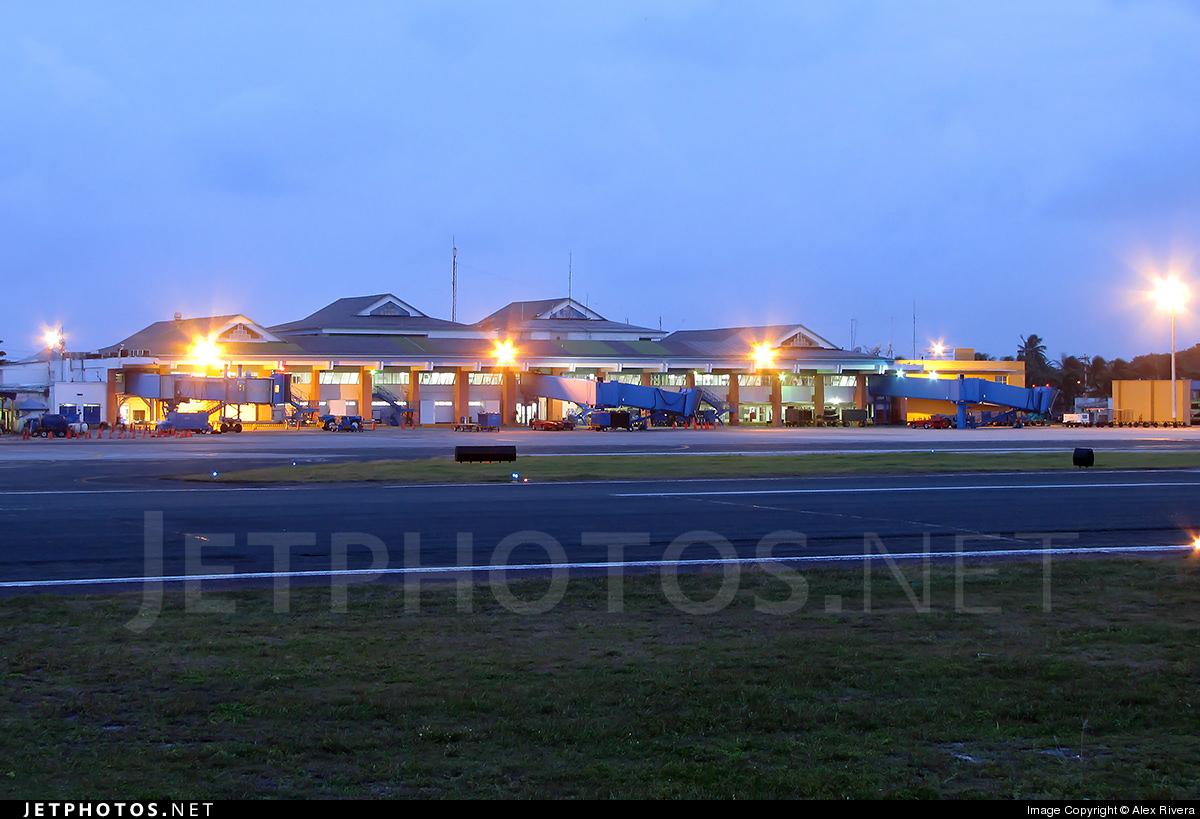 SKSP - Airport - Terminal