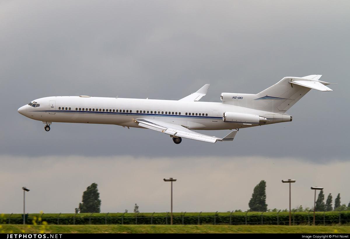 HZ-SKI - Boeing 727-212(Adv) - Precision Air
