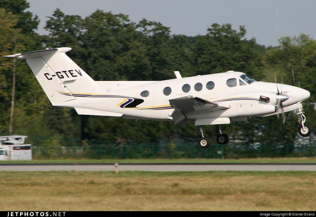 C-GTEV - Beechcraft F90 King Air - Private