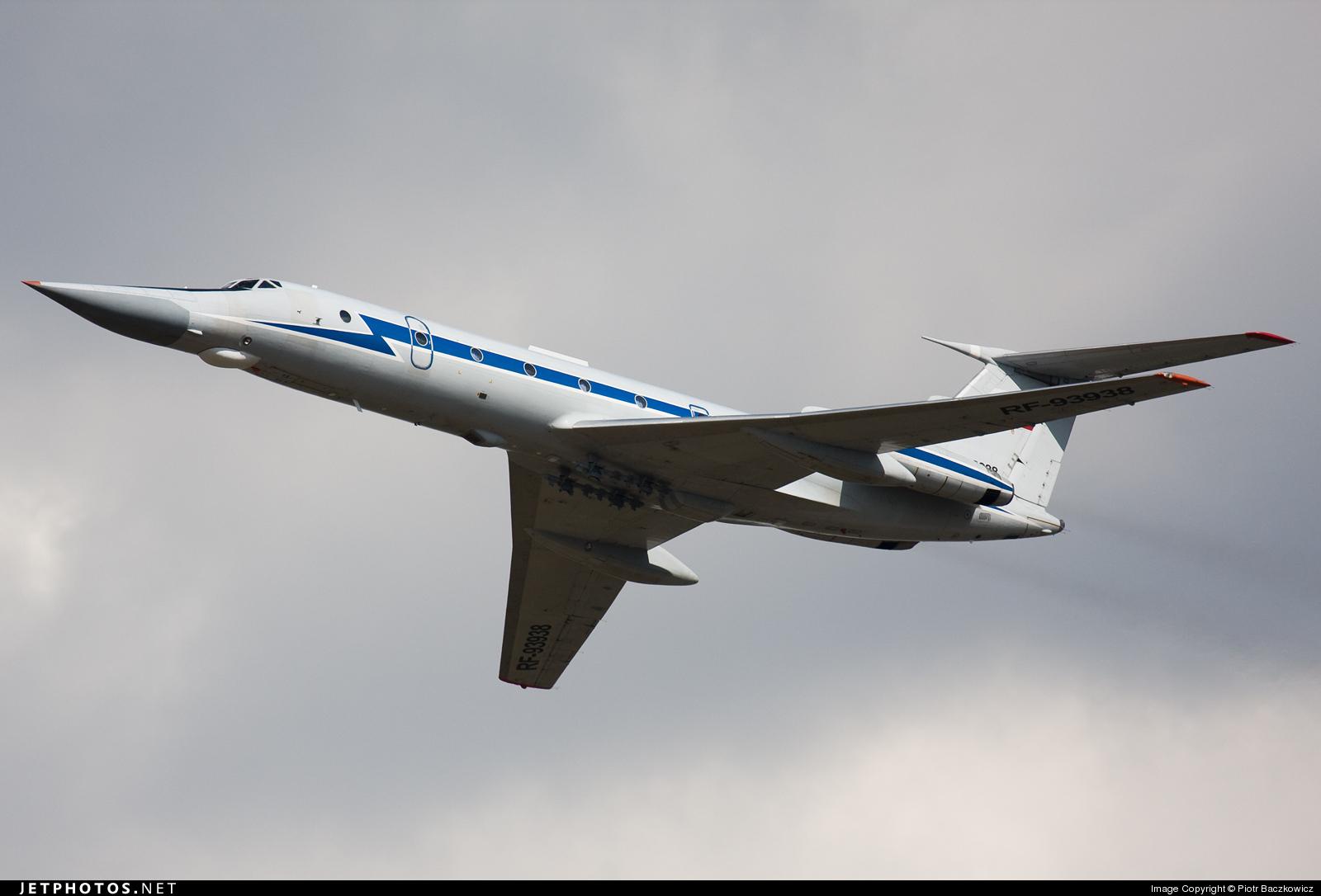 RF-93938 - Tupolev Tu-134UBL - Russia - Air Force