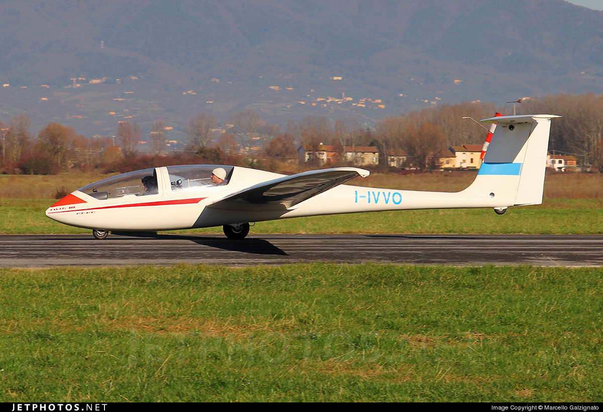 I-IVVO - Grob G103C Twin III Acro - Aero Club Volovelistico Toscano