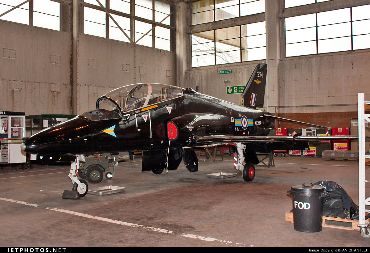 XX224 - British Aerospace Hawk T.1 - United Kingdom - Royal Air Force (RAF)