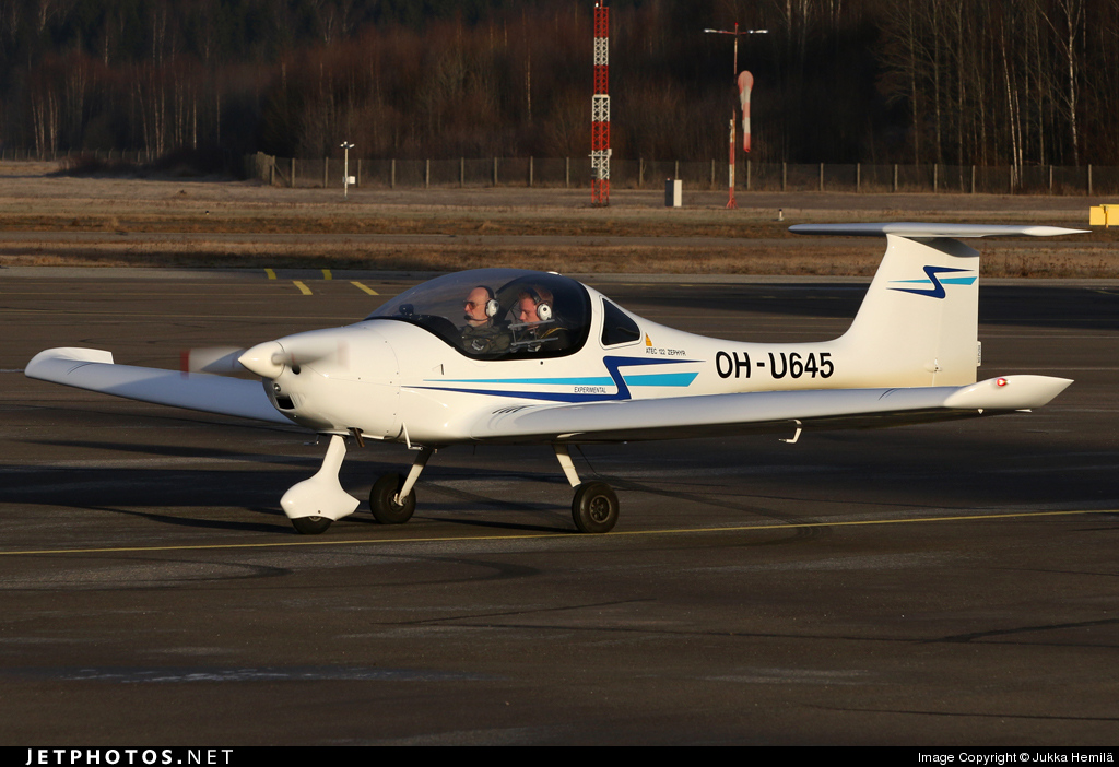 OH-U645 - Atec 122 Zephyr - Private