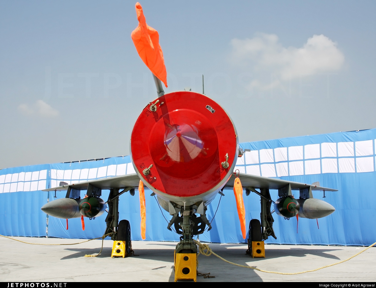 C2201 - Mikoyan-Gurevich MiG-21 Fishbed - India - Air Force
