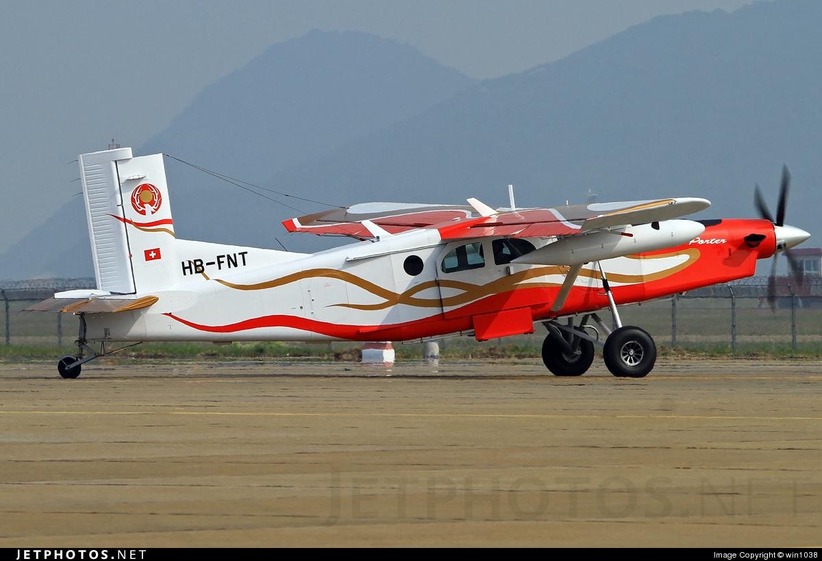 HB-FNT - Pilatus PC-6/B2-H4 Turbo Porter - Untitled