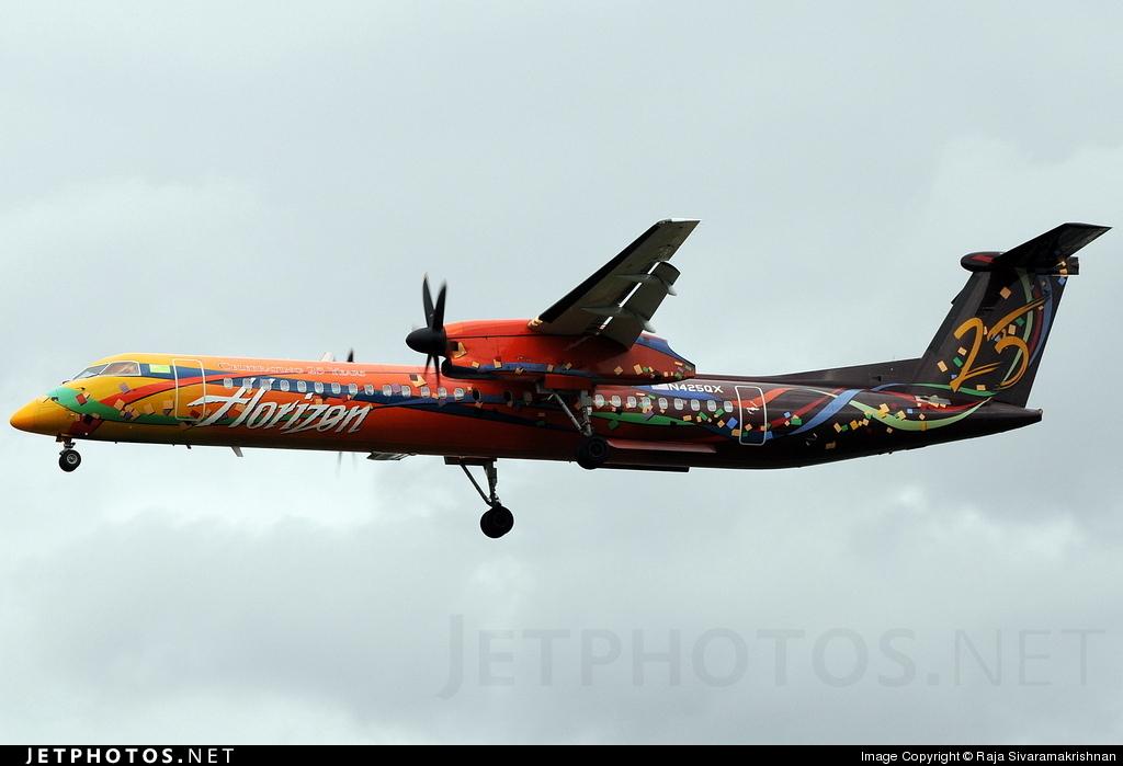 N425QX - Bombardier Dash 8-Q402 - Horizon Air